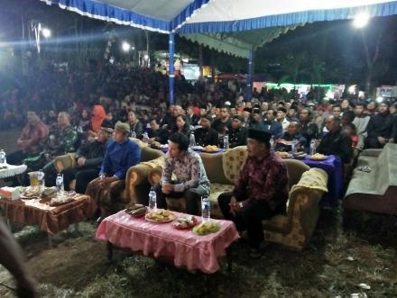 Peringatan HUT RI ke-72 tingkat Desa Sumberbening