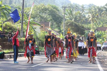 Partisipasi HUT RI KE 72 tingkat kecamatan