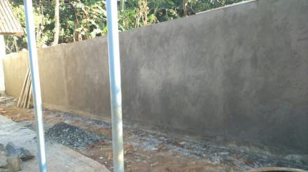 Dok. tembok Pembatas TKDW 1 Tahun 2018